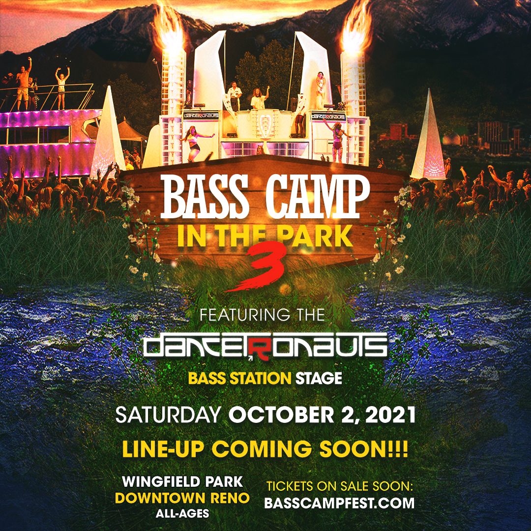 Bass Camp in the Park 2021